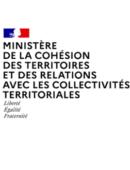Logo du ministère de la cohésion des territoires