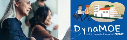 NOUVELLE FORMATION : DynaMOE, une Maîtrise d'Œuvre dynamique au service de la rénovation énergétique