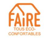 logo de FAIRE, service public de la rénovation énergétique